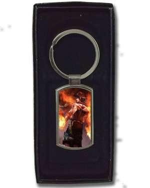 Porte Clés One Piece Ace Power