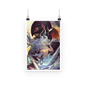 Poster Berserk Griffith