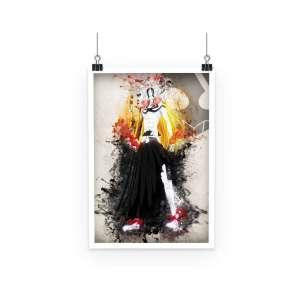 Poster Bleach Ichigo Hollow