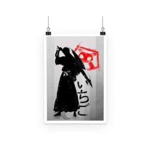 Poster Bleach Ichigo Soul Society