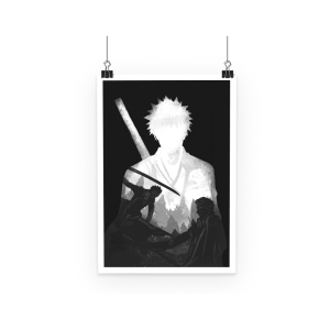 Poster Bleach Ichigo Vs Aizen