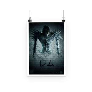 Poster Death Note Rem