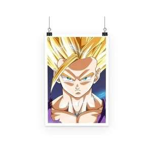 Poster Dragon Ball Z Gohan Super Saiyan 2