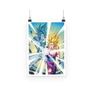 Poster Dragon Ball Z Goku X Gohan