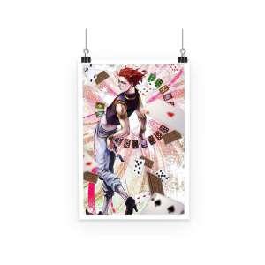 Poster Hunter X Hunter Hisoka Game