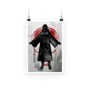 Poster Naruto Itachi