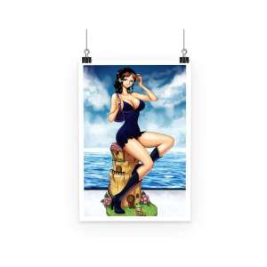 Poster One Piece Robin 2