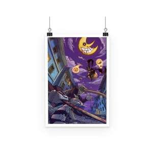 Poster Soul Eater Maka