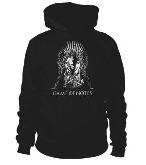 Pull à capuche Death Note Game of Notes