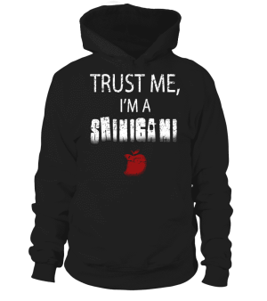 Pull à capuche Death Note Trust Me
