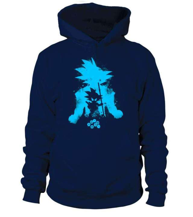 Pull à capuche Dragon Ball Z Goku Evolution