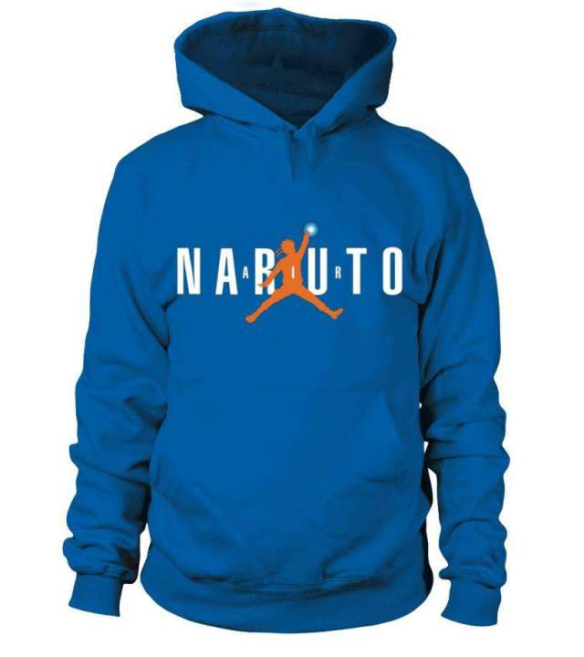 Pull à capuche Naruto Air