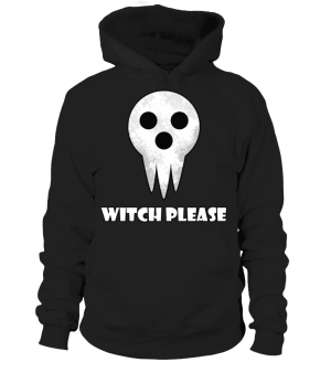 Pull à capuche Soul Eater Witch Please