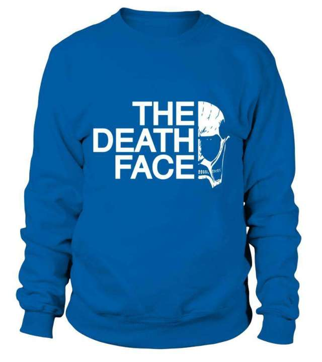 Sweat Classique Attack On Titans The Death Face