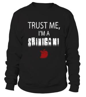 Sweat Classique Death Note Trust Me I'm A Shinigami