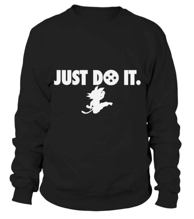 Sweat Classique Dragon Ball Just Do It