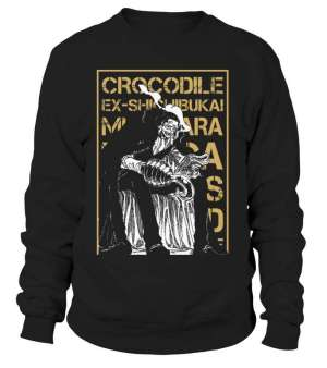Sweat Classique One Piece Crocodile Wanted