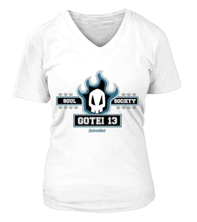 T Shirt Femme Bleach Soul Society