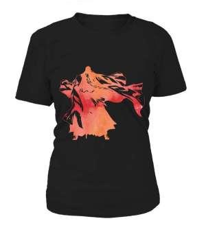 T Shirt Femme Bleach Yamamoto Fire