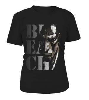 T Shirt Femme Bleach Zaraki Kenpachi