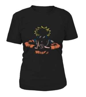 T Shirt Femme Naruto Kage Bunshin No Justsu