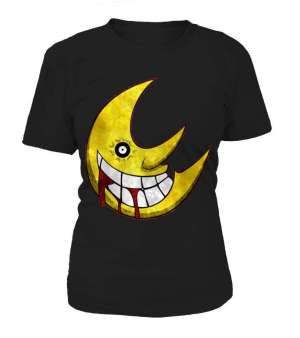 T Shirt Femme Soul Eater Bloody Moon