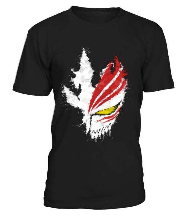 T Shirt Bleach Ichigo Hollow
