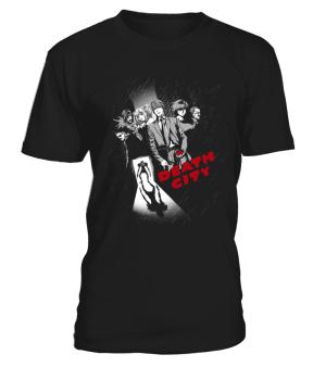 T Shirt Death Note Death City