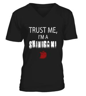 T Shirt Death Note Trust Me I'm A Shinigami