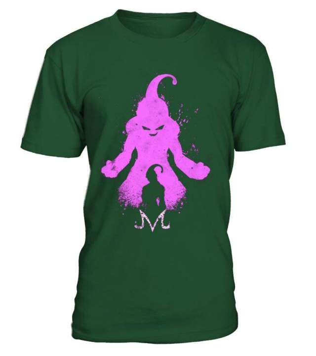 T Shirt Dragon Ball Z Majin Buu