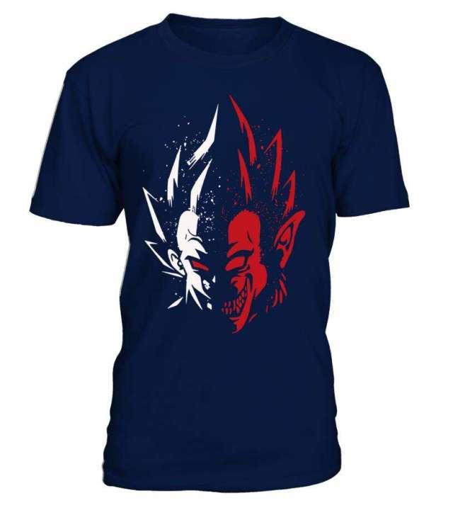 T Shirt Dragon Ball Z Vegeta Oozaru