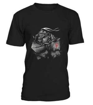 T Shirt Full Metal Alchemist Alfonse