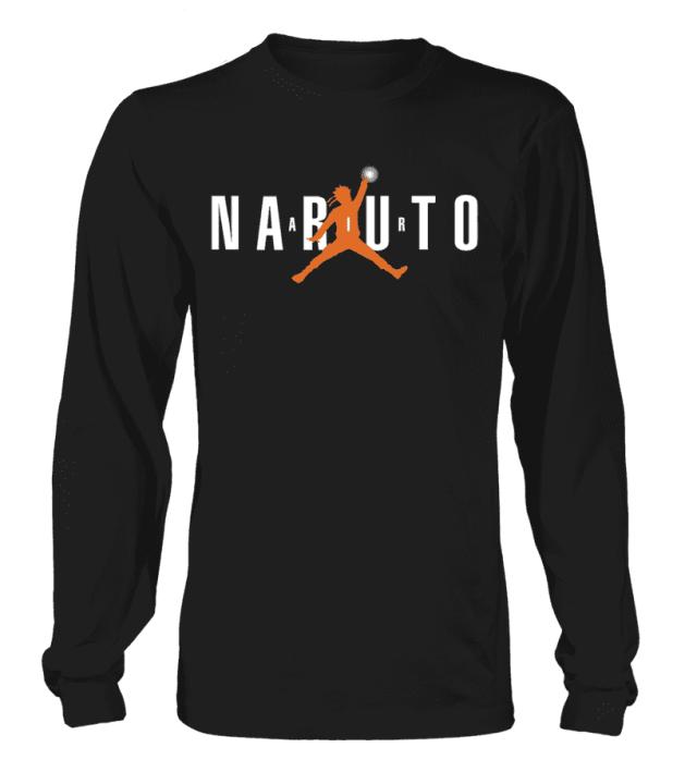 T Shirt Naruto Air