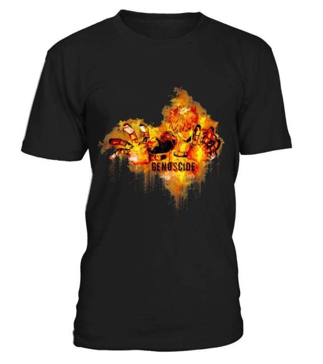 T Shirt One Punch Man Gesnoscide