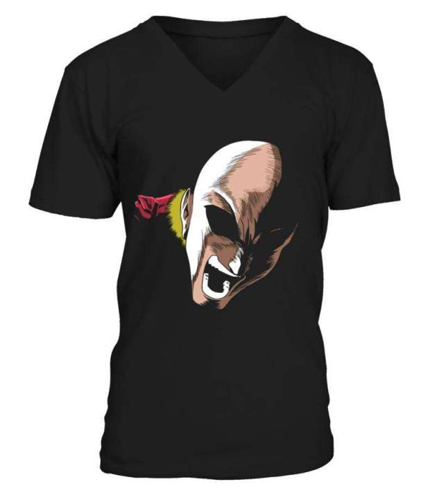 T Shirt One Punch Man Saitama Punch