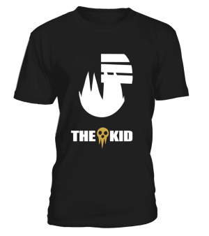 T Shirt Soul Eater Death The Kid