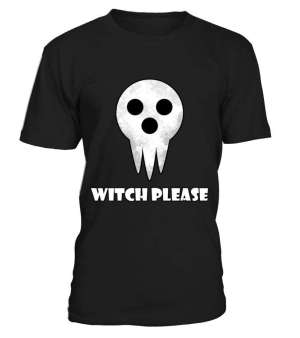 T Shirt Soul Eater Witch Please