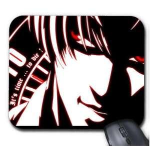 Tapis de Souris Death Note Light Murder