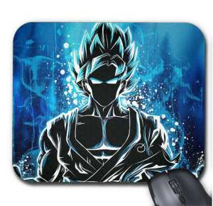 Tapis de Souris Dragon Ball Super Goku Blue God