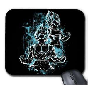 Tapis de Souris Dragon Ball Super Goku X Vegeta