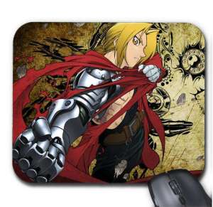 Tapis de Souris Full Metal Alchemist Edward Power