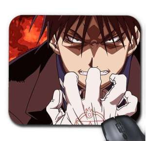 Tapis de Souris Full Metal Alchemist Roy