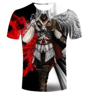 T Shirt Assasin's Creed Destiny
