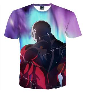 T Shirt 3D All Over Dragon Ball Super Jiren Legend