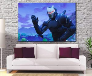 Décoration murale Fortnite Oblivion