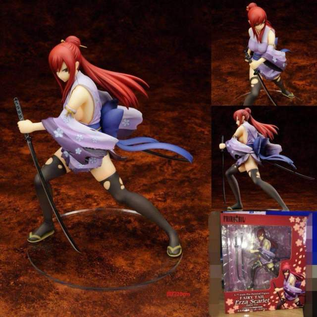 Figurine Fairy Tail Erza