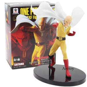 Figurine One Punch Man Saitama Attack