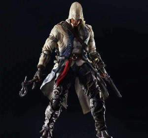 Figurine Assasin's Creed Connor