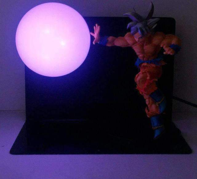 Lampe Dragon Ball Z Goku Ultra Instinct