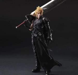 Figurine Final Fantasy 7 Cloud Strife